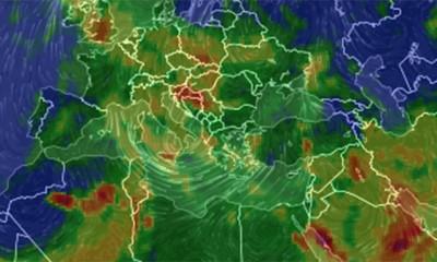Od 10 najzagađenijih gradova Evrope, čak pet je u bivšoj Jugoslaviji