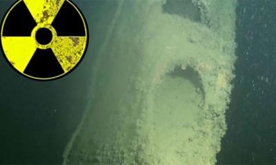 Potopljena ruska podmornica kriva za radijaciju u Evropi?  %Post Title