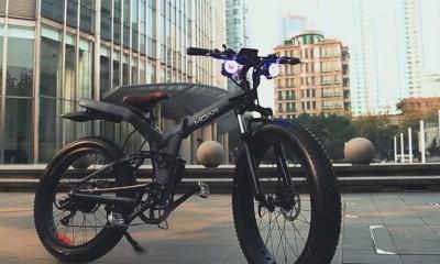 Električni bicikl koji se sklapa  %Post Title