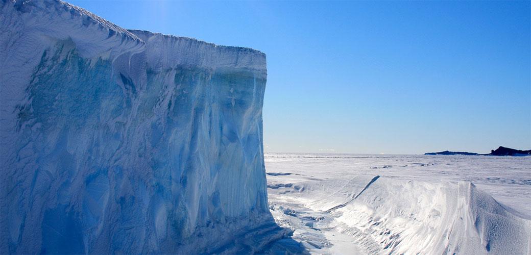 Dramatična situacija na Antarktiku