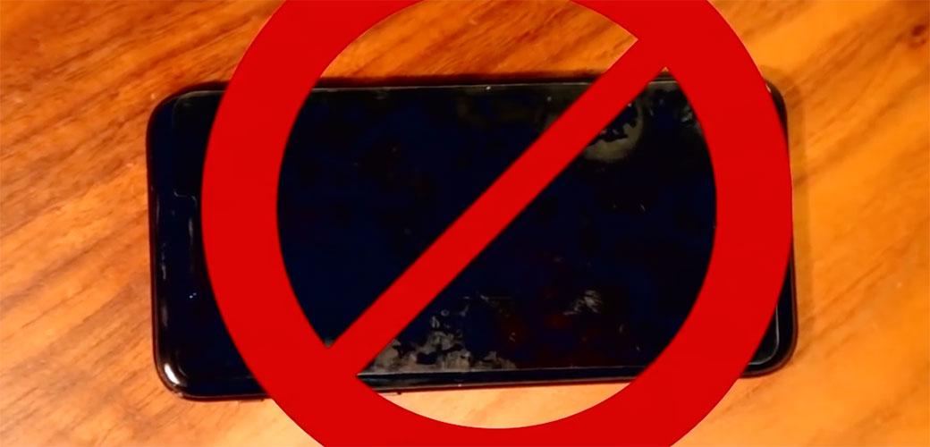 Slika: Nemci napravili tečnost za zaštitu ekrana