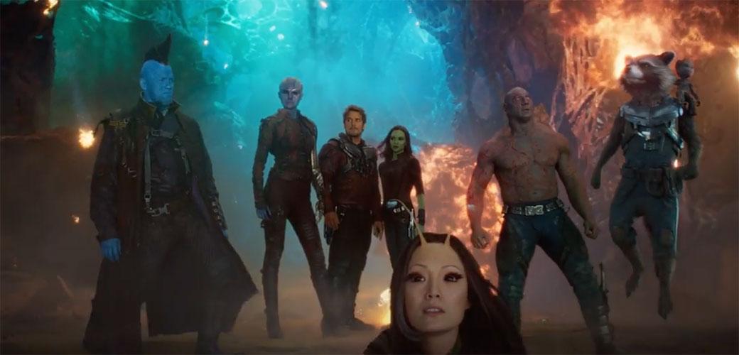 Slika: Novi trailer za novi Guardians of the Galaxy Vol. 2