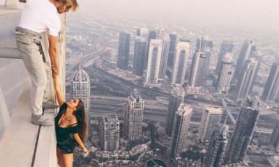 Devojka Fernanda Alonsa se igra životom (bukvalno)