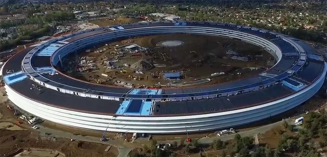 Slika: Apple otvara svoj novi svemirski centar