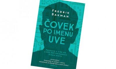 Čovek po imenu Uve, Fredrik Bakman  %Post Title