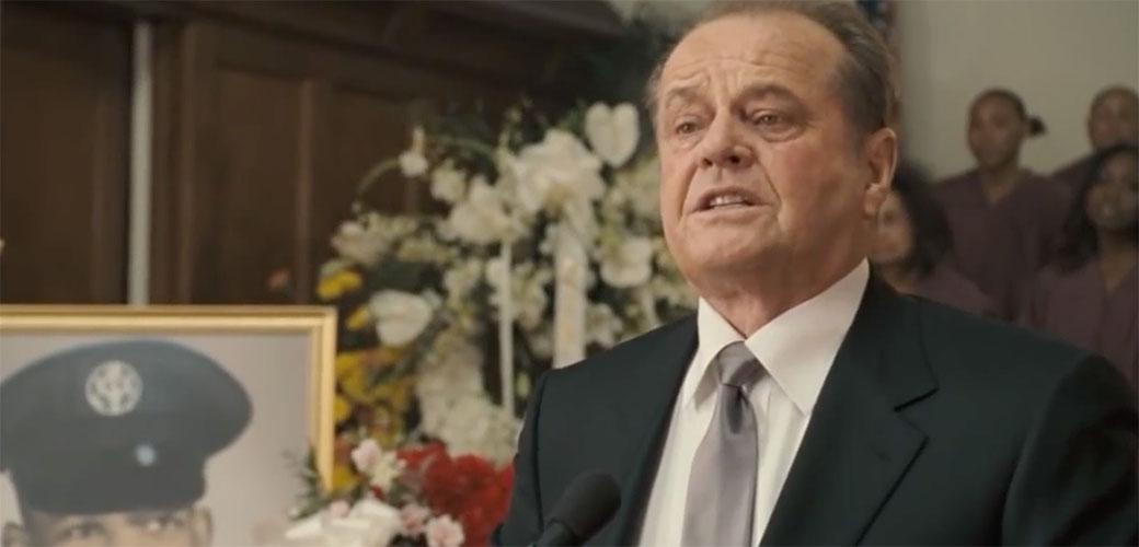 Slika: Jack Nicholson se vraća posle sedam godina