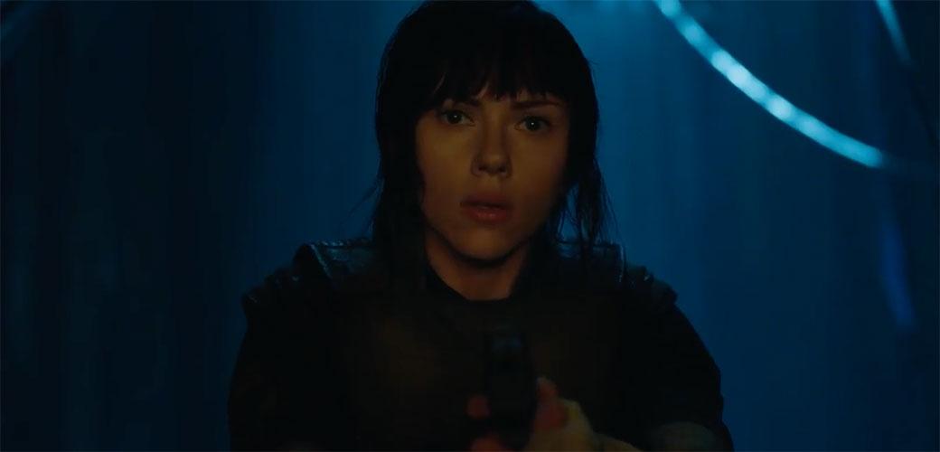Slika: Novi trailer za Ghost in the Shell