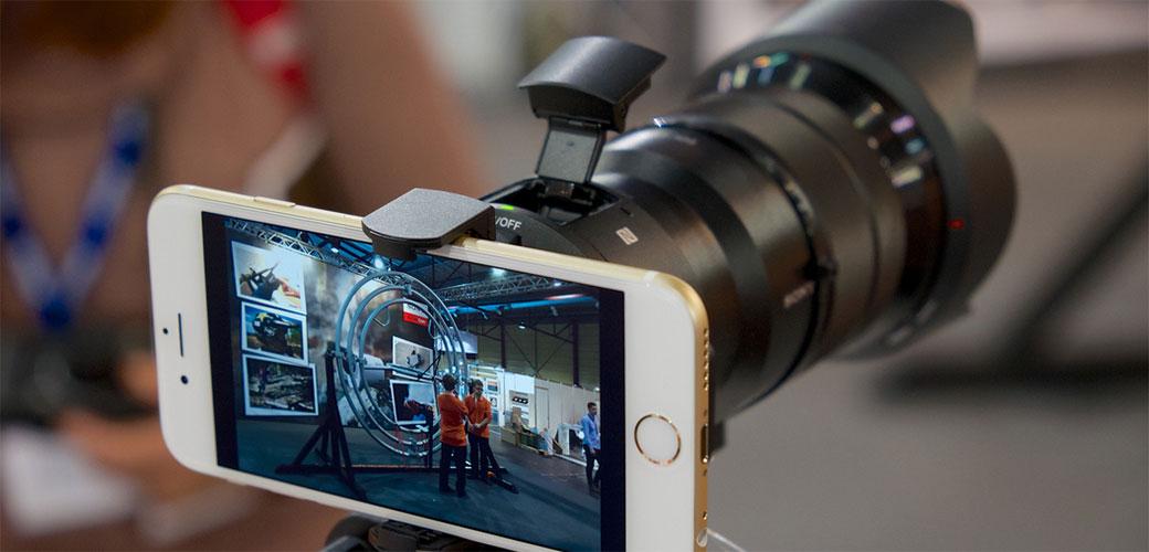 Slika: Sony sprema revoluciju kamera (ponovo)