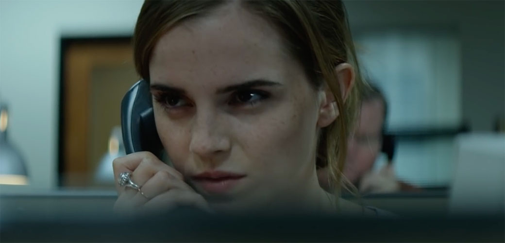 Slika: Emma Watson u filmu The Circle