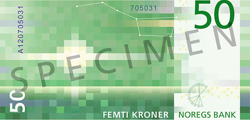 Slika: Nove Norveške novčanice su čarobne