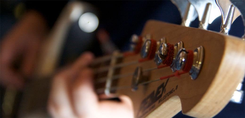 Slika: Zašto je bas tako važan u muzici