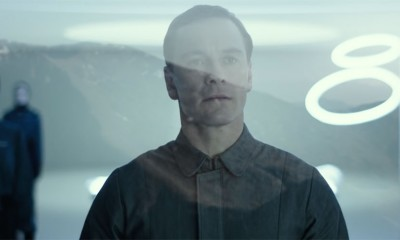 Promo spot za androida u filmu Alien: Covenant  %Post Title