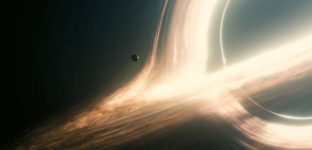 Slika: Nešto je pomerilo crnu rupu