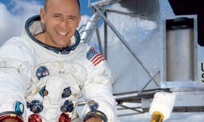 Astronaut Alan Bin zna istinu o vanzemaljcima