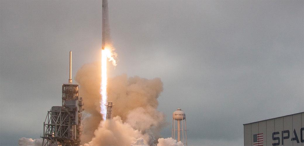Slika: SpaceX šalje turiste na put oko Meseca
