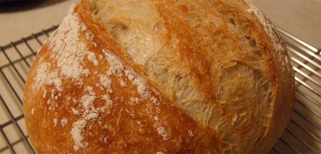 Čuveni Hleb koji se ne mesi