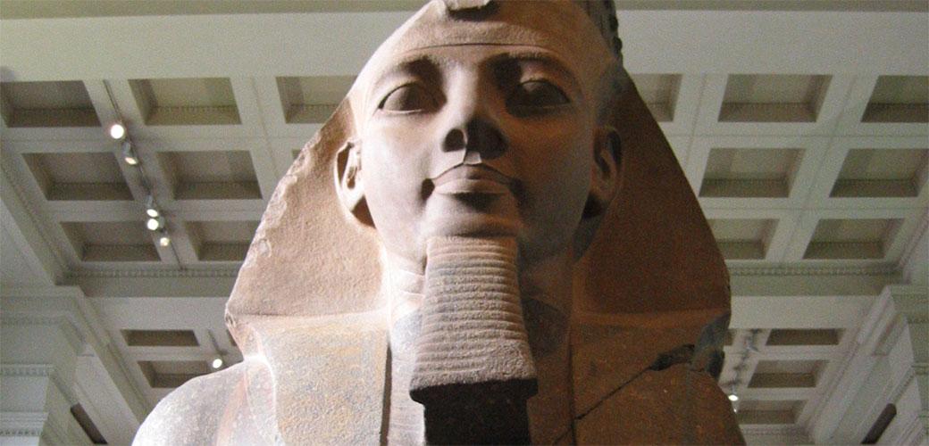 Senzacija u Kairu: Spomenik faraonu