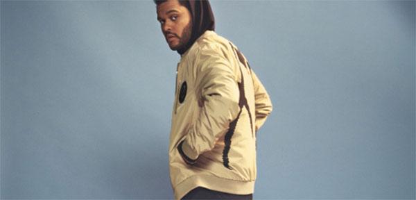 Slika: The Weeknd za H&M