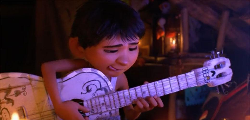 Slika: Novi Pixarov film Coco