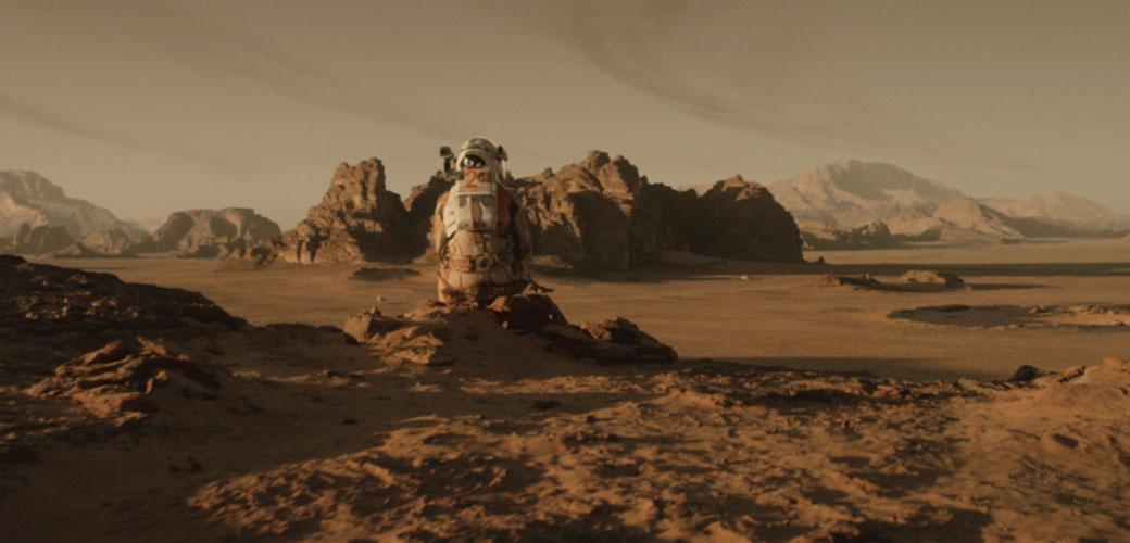 Na Marsu može da se gaji krompir