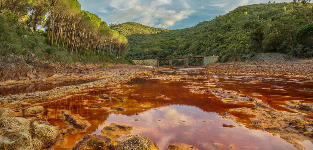 Rio Tinto: Čudesna ali opasna reka