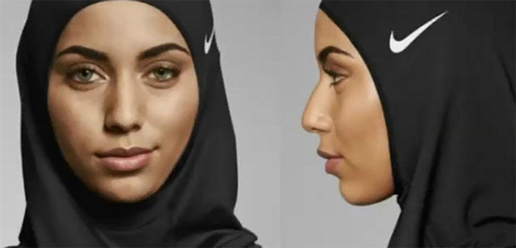 Slika: Nike je napravio sportski hidžab