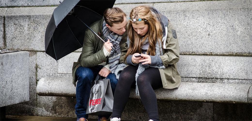 Slika: Usamljenost i društvene mreže