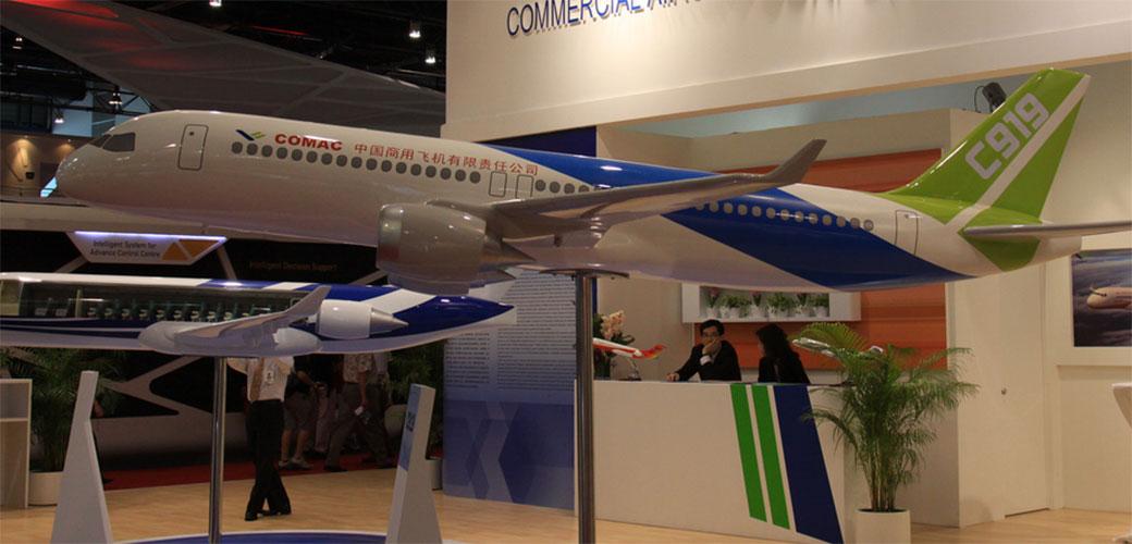 Kina napravila putnički avion