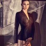 Kendall Jenner i La Perla