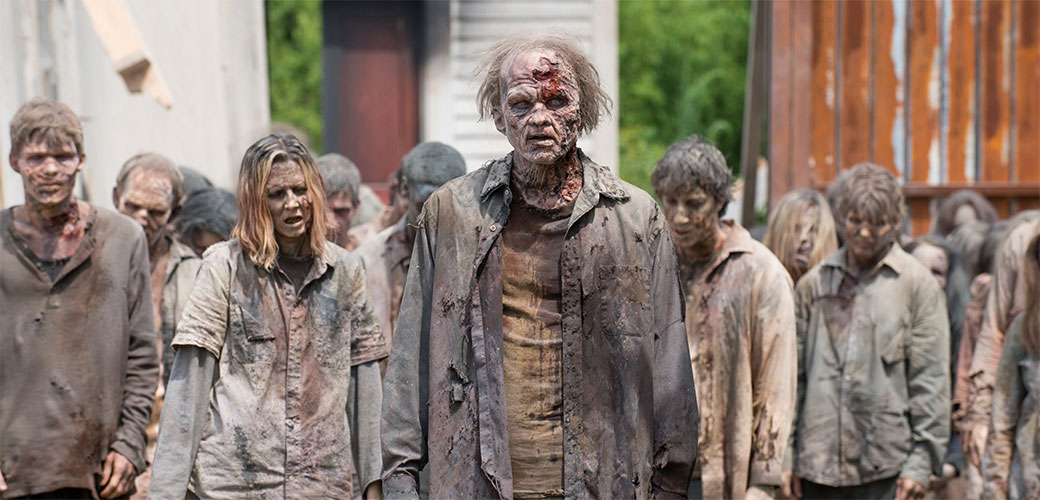 Slika: Ljudi su se stvarno plašili zombi apokalipse