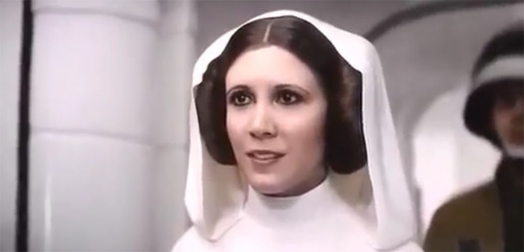 Carrie Fisher se ne vraća u Star Wars: Episode IX