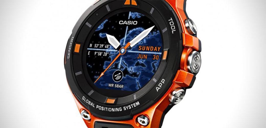 Casio i Microsoft napravili sat