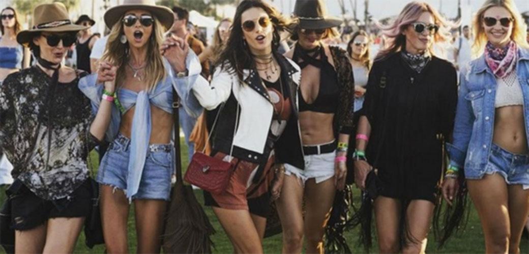 Slika: Počela Coachella: Evo trendova