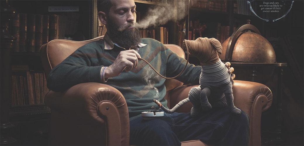 Slika: Ovo je najbolja kampanja protiv pušenja do sad