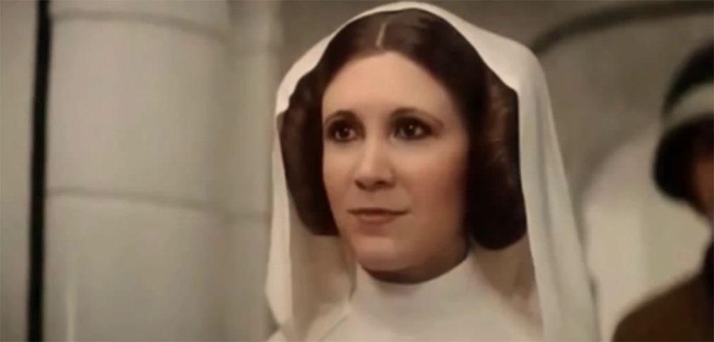 Princeza Leia ipak u Epizodi IX