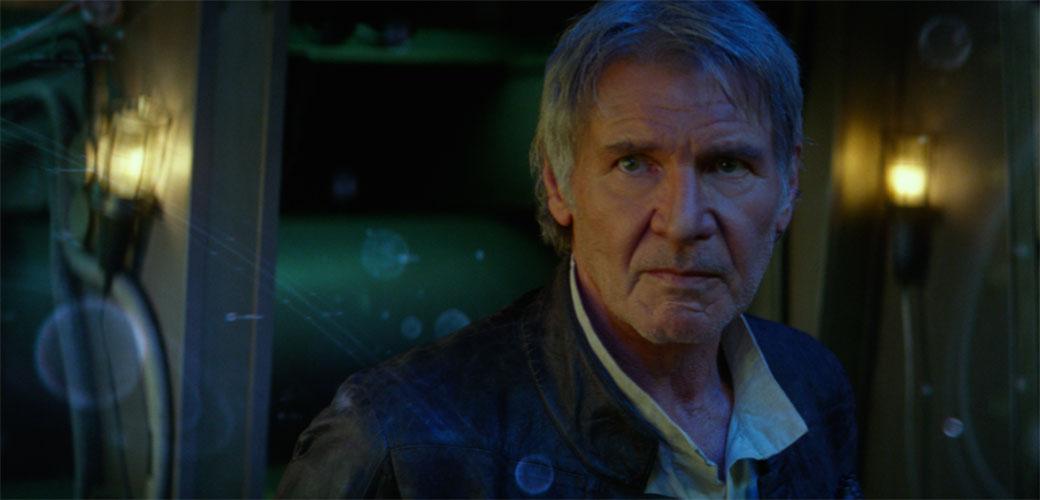 Slika: Stari Han Solo o novom filmu