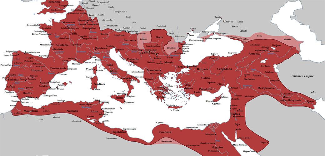 Slika: Zašto je zapravo palo Rimsko carstvo