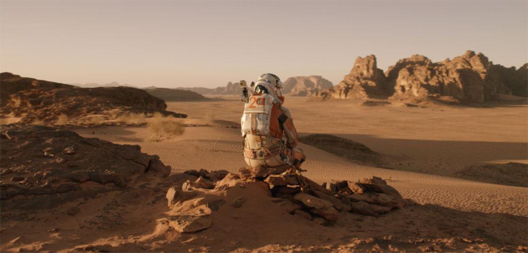 Još detalja o putovanju na Mars