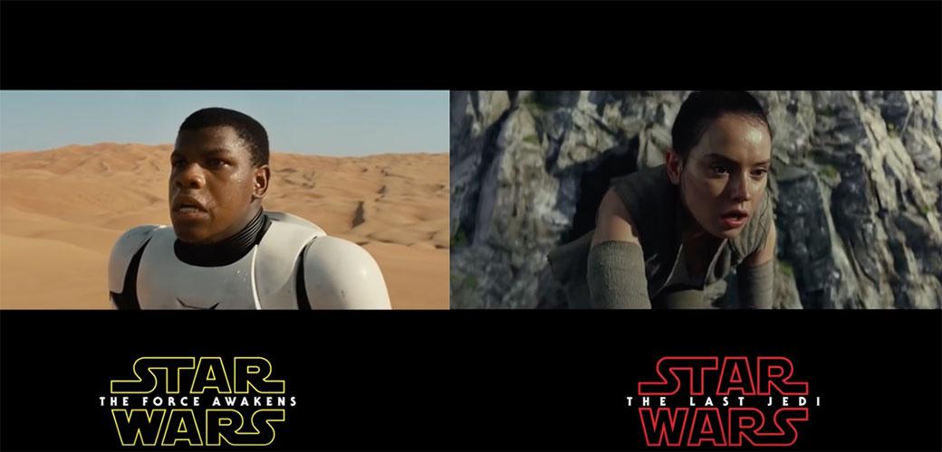Slika: Star Wars se opet malo ponavlja
