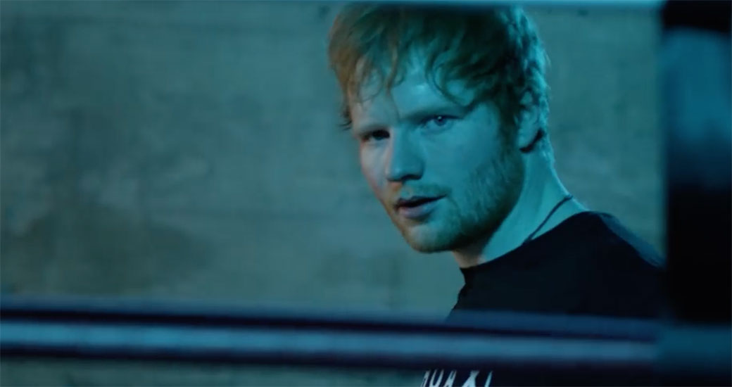 Slika: Ed Sheeran ima pogrešnu tetovažu