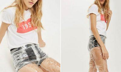 Topshop prodaje providne pantalone