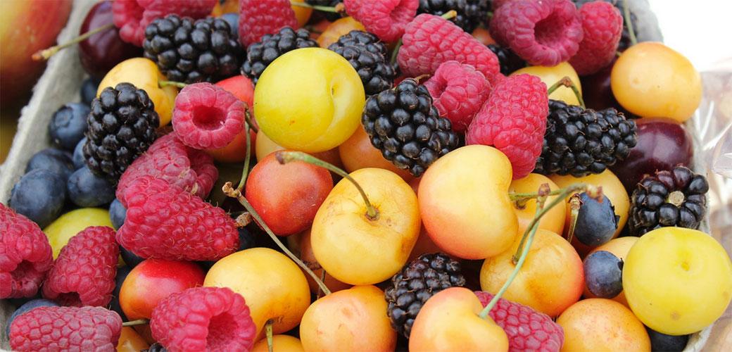 Slika: Razlika između svežeg i smrznutog voća