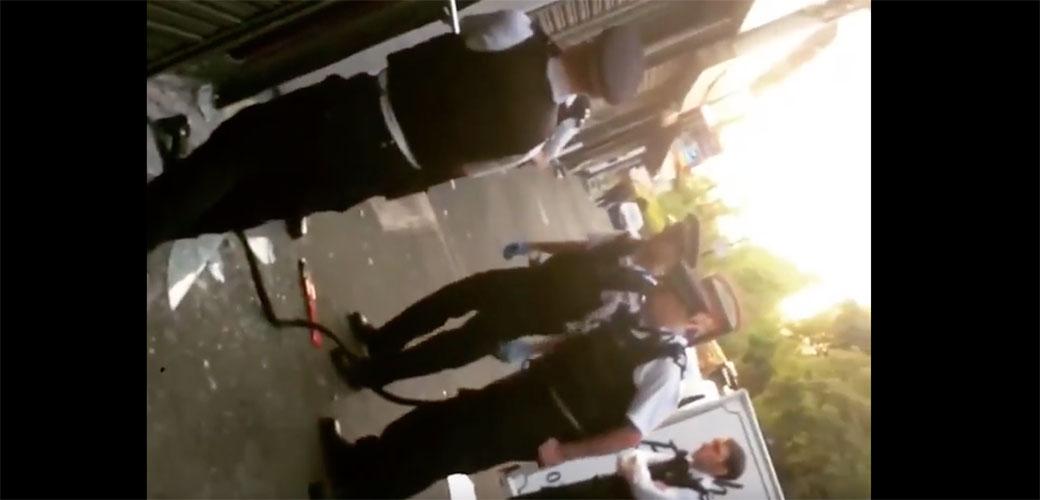 Slika: Malo motivacije za policiju