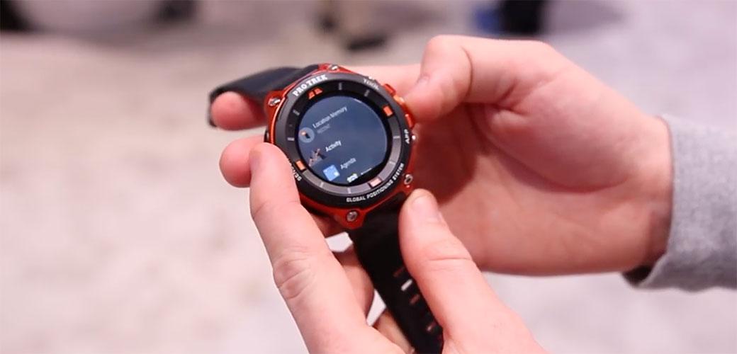 Slika: Casio ima novi pametni sat