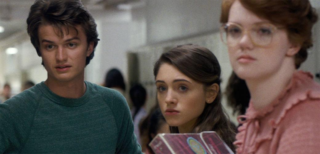 Slika: Glumica iz Stranger Things otkrila nešto privatno