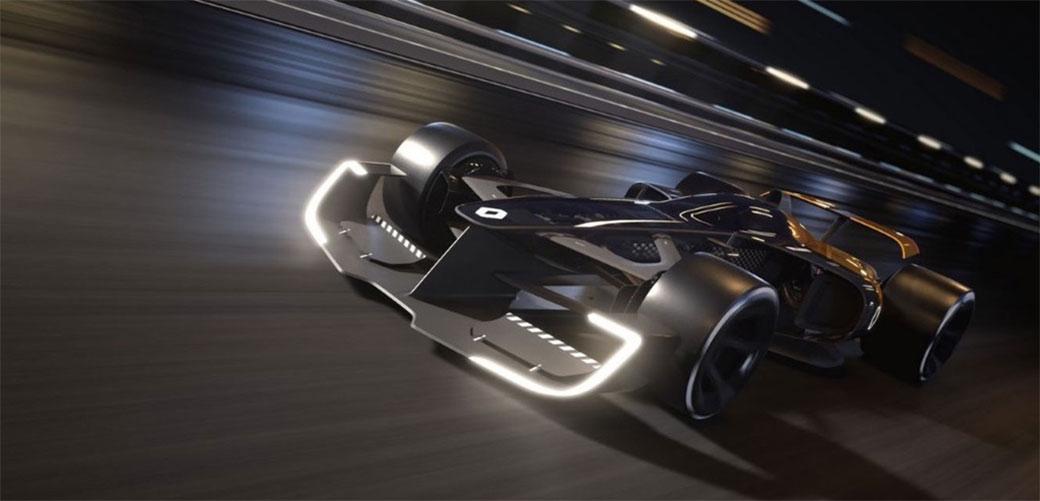 Slika: Ovako će izgledati Formula 2017. godine