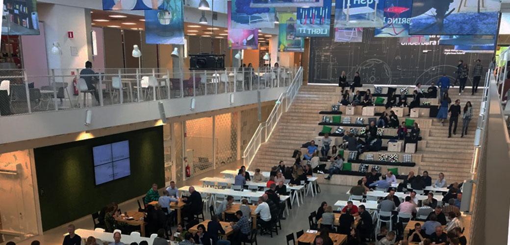 Slika: Postoji grad u kome svi rade za IKEA