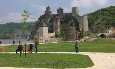 Golubačka tvrđava krije tajne i izgleda svetski