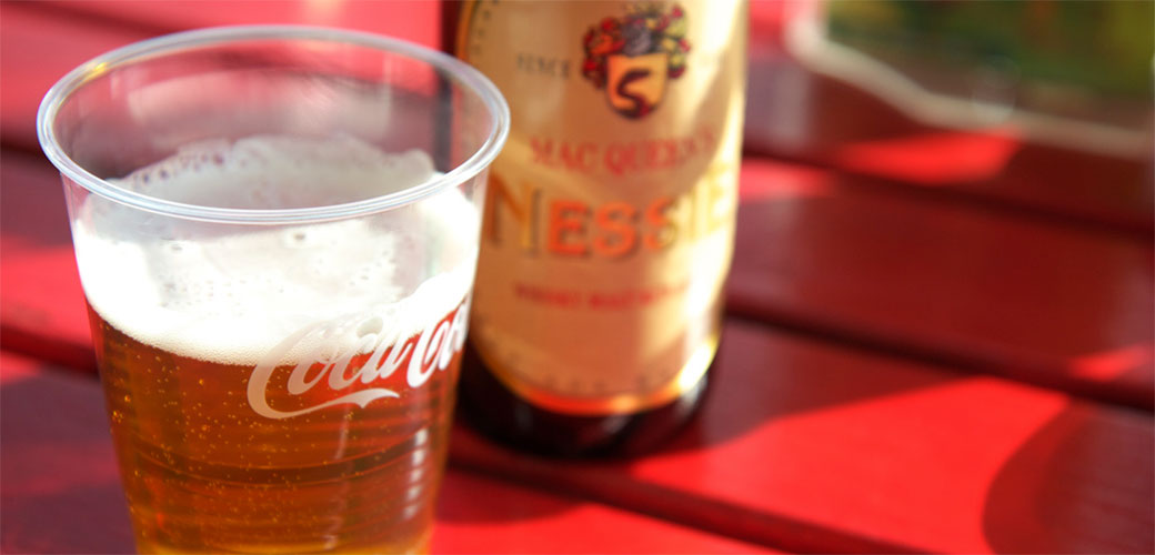 Slika: Pivo je odličan lek za bolove