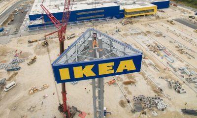 Postavljen IKEA toranj u Beogradu  %Post Title
